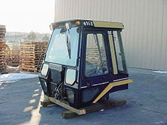Used industrial cab
