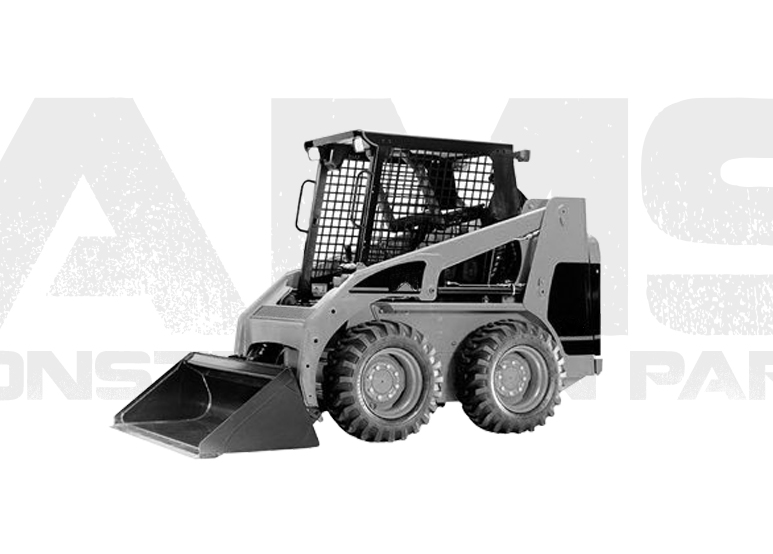 JCB Skid Steer Diagram
