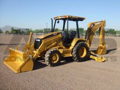 416C Caterpillar Backhoe Parts