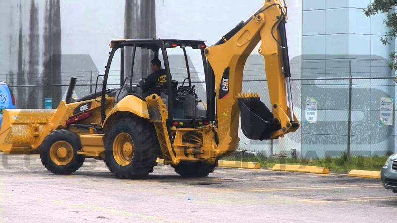 430E Caterpillar Backhoe Parts