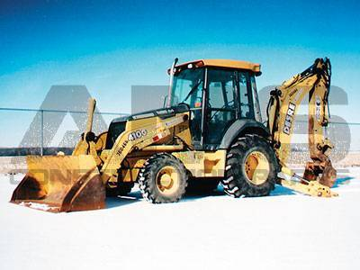 410G John Deere Backhoe Parts