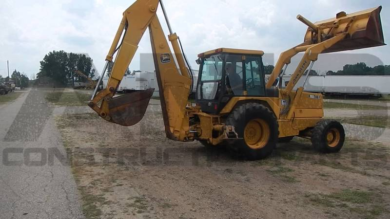 710C John Deere Backhoe Parts