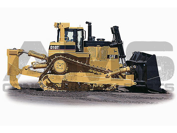 D10T Caterpillar Bulldozer Parts