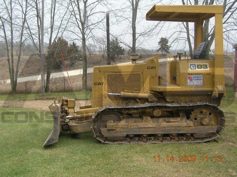 AMS Construction Parts - Caterpillar D3 Bulldozer Engines