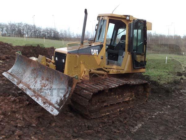 AMS Construction Parts - Caterpillar D3G Bulldozer Parts