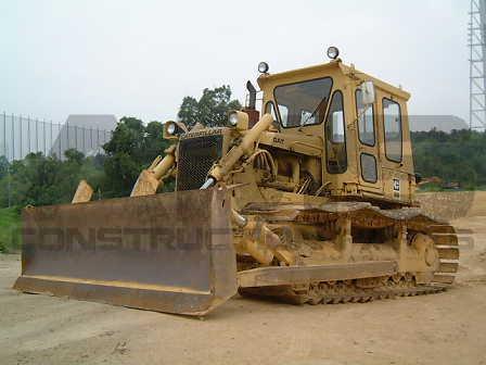 AMS Construction Parts - Caterpillar D5B LGP Bulldozer Cabs