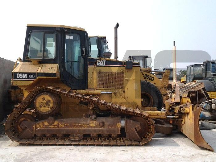 D5M LGP Caterpillar Bulldozer Parts