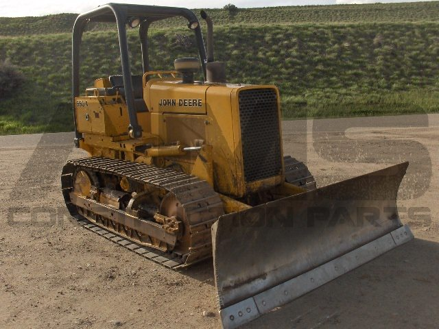 AMS Construction Parts - John Deere 550A Bulldozer Hydraulic
