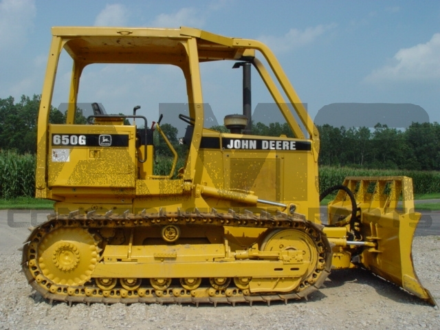 AMS Construction Parts - John Deere 650G Bulldozer Parts