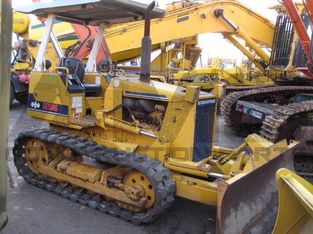 AMS Construction Parts - Komatsu D20A-6 Bulldozer Parts
