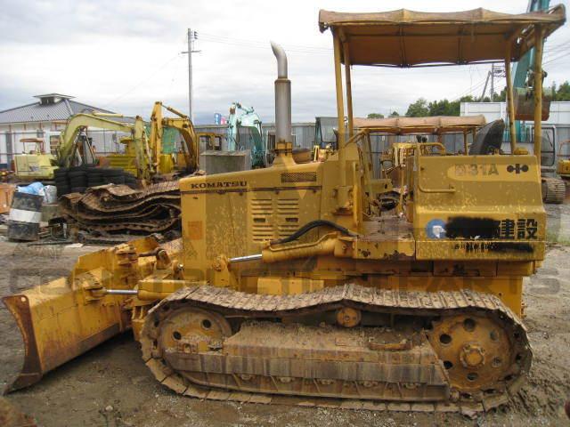AMS Construction Parts - Komatsu D31A-16 Bulldozer Parts