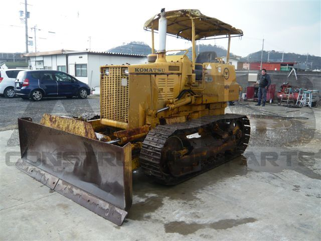 AMS Construction Parts - Komatsu D31P-16 Bulldozer Parts