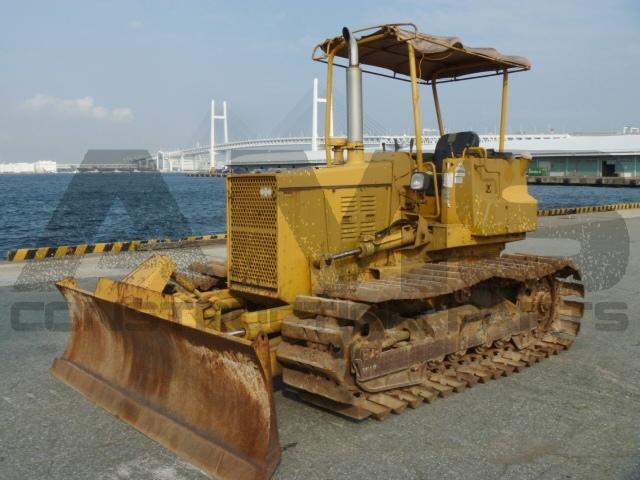 AMS Construction Parts - Komatsu D31P-17 Bulldozer Parts