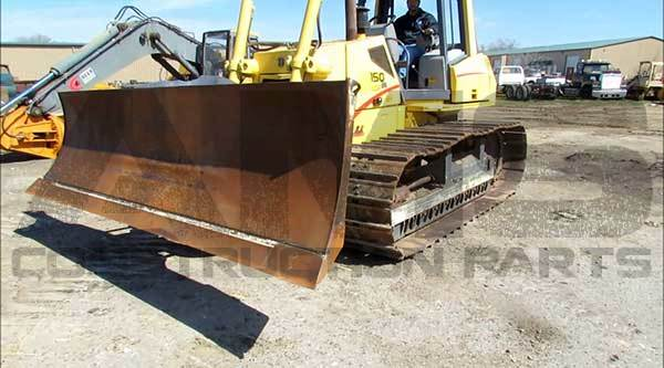 DC150 LT New Holland Bulldozer Parts