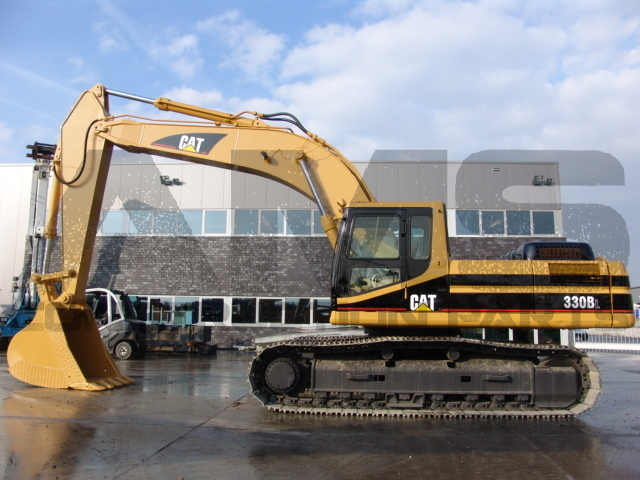 330BL Caterpillar Excavator Parts