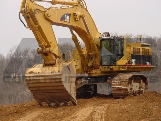 AMS Construction Parts - Caterpillar 385CL Excavator
