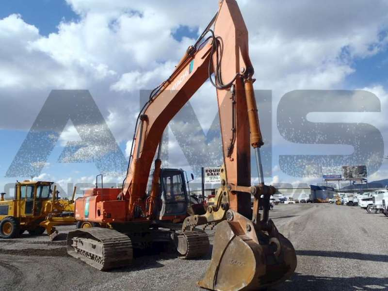 EX300LC-5 Hitachi Excavator Parts