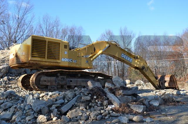 John Deere 600clc Excavator Transmissions