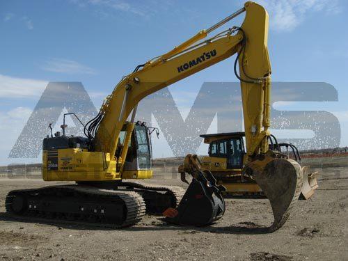 AMS Construction Parts - Komatsu PC308USLC-3 Excavator Cabs