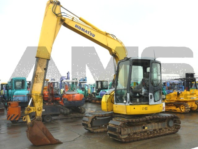 AMS Construction Parts - Komatsu PC78US-6 Excavator Parts