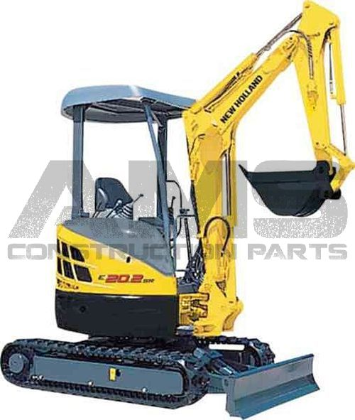 E20-2SR New Holland Excavator Parts