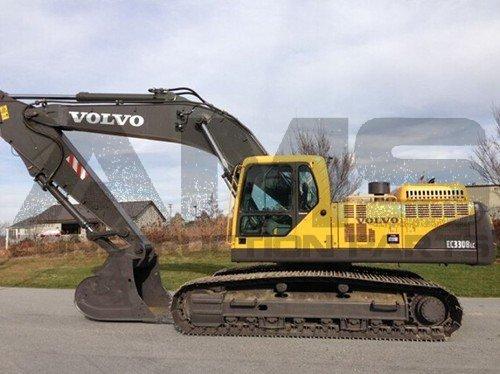 AMS Construction Parts - Volvo EC330BLC Excavator Engines