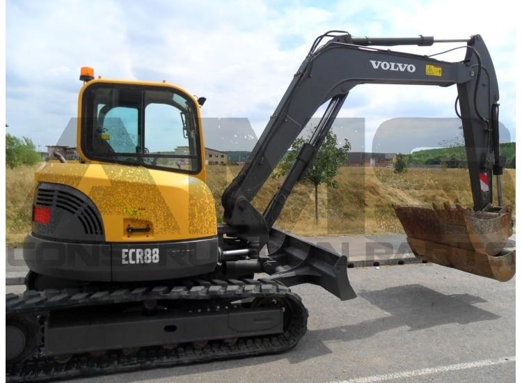 AMS Construction Parts - Volvo ECR88 Excavator Attachments