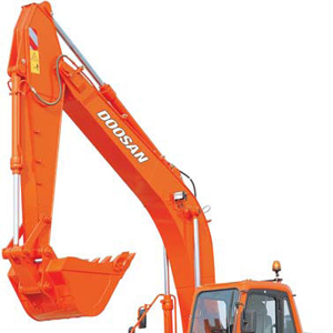 Doosan Booms and Sticks