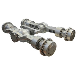 Hyundai Axles