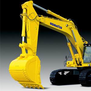 Komatsu Booms and Sticks