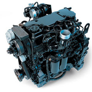 New Holland Engines