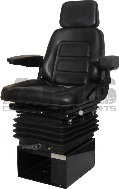Used John Deere Seat : C seat john deere backhoe
