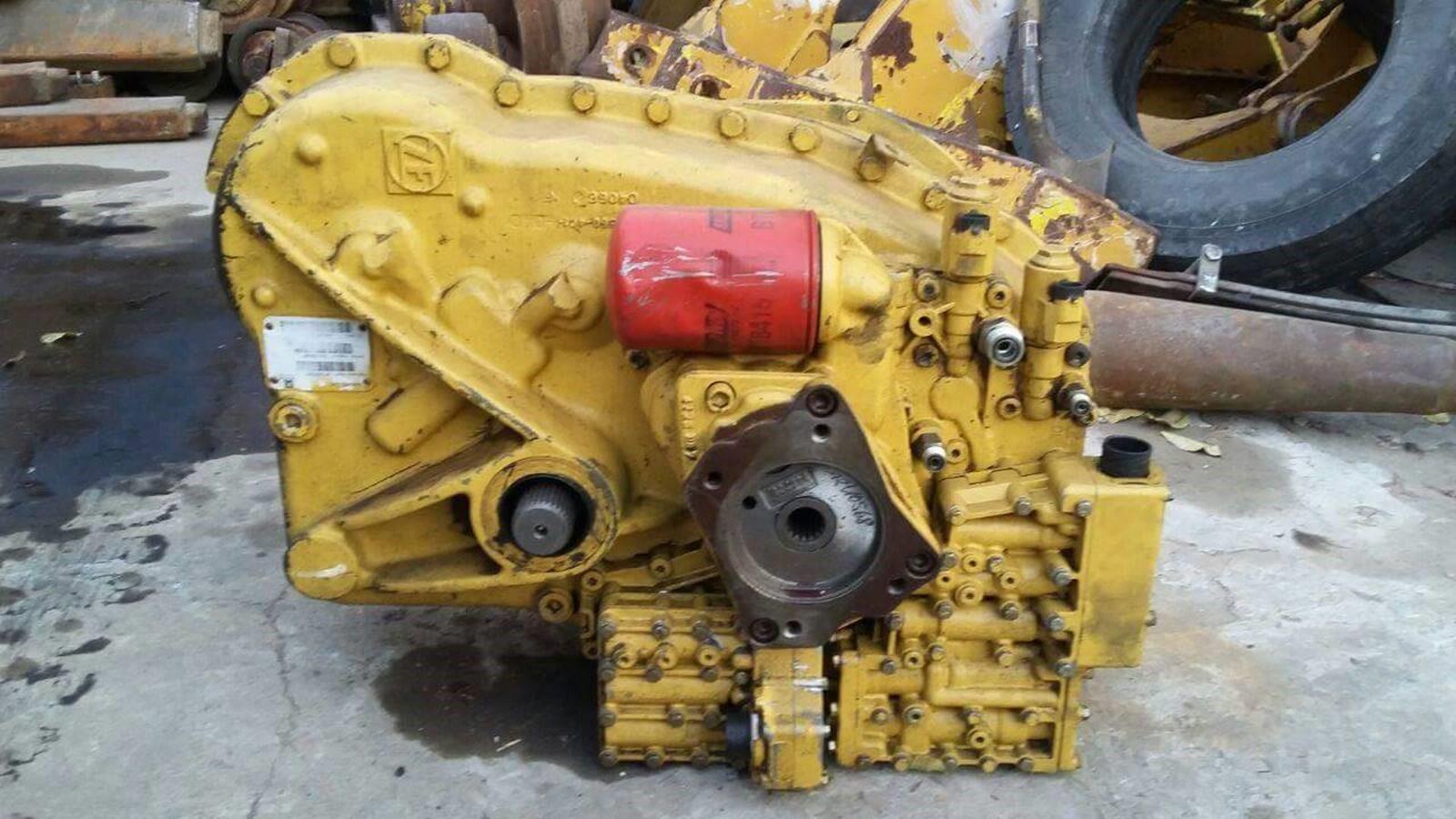 AMS Construction Parts - 310SG Power Shift Transmission