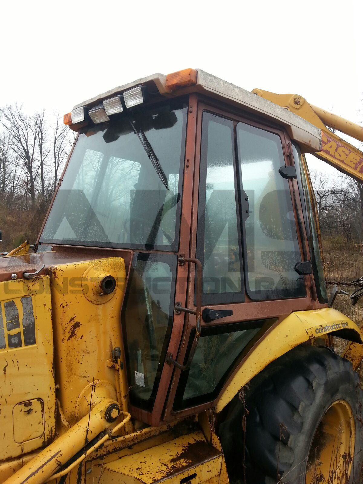 Used Case Backhoe Parts : Case k backhoe cabs
