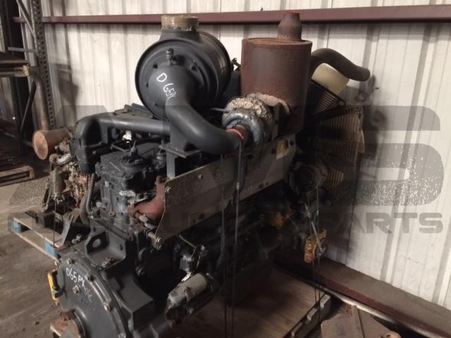 AMS Construction Parts - Komatsu D65EX-12 Bulldozer Parts