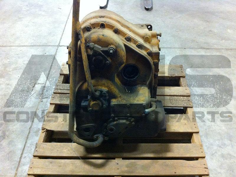 Fiat Allis 14c Parts : Fiat allis fl c track loader transmissions