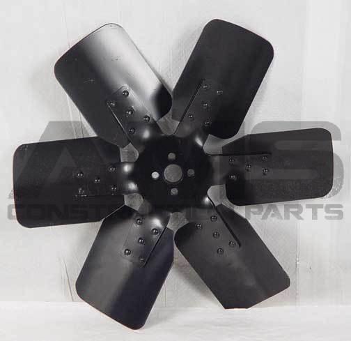 Caterpillar Skid Steer >> AMS Construction Parts - 1845C Fan - Case Skid Steer